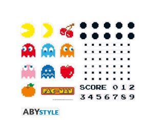 Pac-man - Adesivi - 50x70cm - Characters & Maze