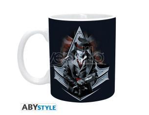 Assassin's Creed - Tazza - 320 Ml - Jacob Union Jack - Subli - Box