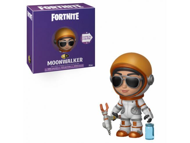 Fortnite - Pop! Vinile 5 Star: Moonwalker Funko