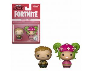 Fortnite - Pop! Pint Sized! Vinile: Ranger & Zoey Funko