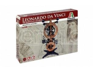 Italeri IT3109 OROLOGIO LEONARDO DA VINCI KIT cm 25x13 Modellino