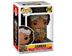 Pop Figura Star Wars Rise Of Skywalker Jannah Funko