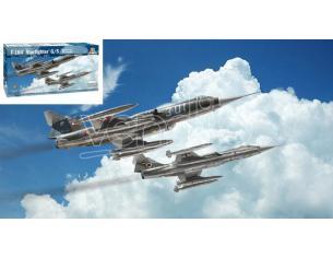 Italeri IT2514 F-104G RECCE UPGRADED EDITION KIT 1:32 Modellino