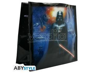 Star Wars Borsa da Shopping Yoda e Darth Vader