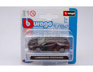 BBURAGO BU59041 LAMBORGHINI CENTENARIO GREY 1:64 Modellino