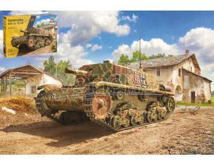 ITALERI IT6569 SEMOVENTE M42 DA 75/18 mm KIT 1:35 Modellino