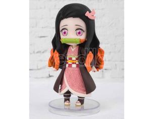 Demon Slayer Kimetsu No Yaiba Nezuko Kamado Figura 9cm Tamashii Nations