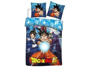 Dragon Ball Super Copripiumino Letto 90cm Toei Animation