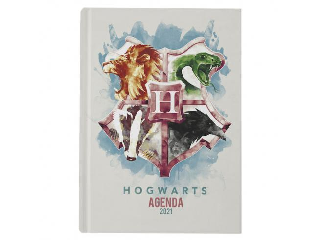 Harry Potter Agenda Diario Casate di Hogwarts 2021 Sd Toys
