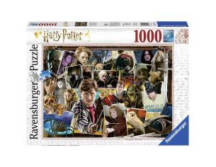 Harry Potter Puzzle Harry Potter Vs Voldemort 1000 Pezzi Ravensburger
