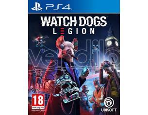 WATCH DOGS LEGION AZIONE AVVENTURA - PLAYSTATION 4