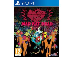 MAD RAT DEAD AZIONE - PLAYSTATION 4
