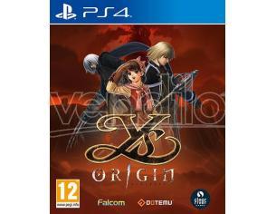 YS ORIGIN GIOCO DI RUOLO (RPG) - PLAYSTATION 4