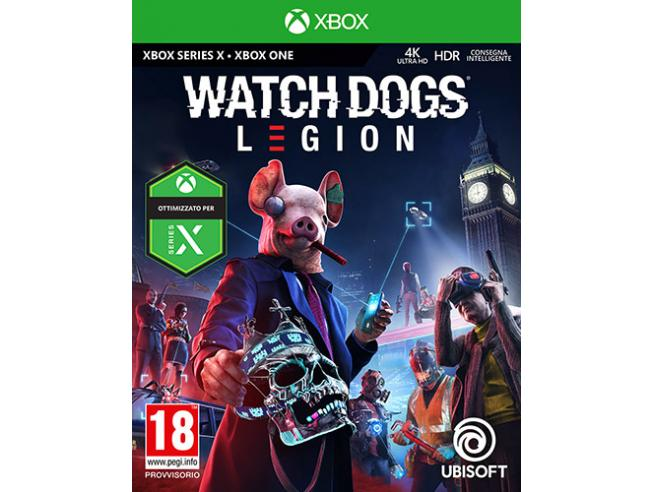 WATCH DOGS LEGION AZIONE AVVENTURA - XBOX ONE