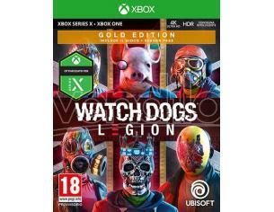WATCH DOGS LEGION GOLD EDITION AZIONE AVVENTURA - XBOX ONE