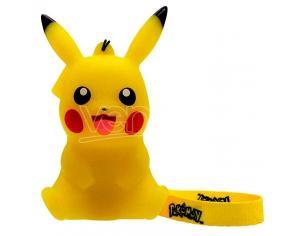 Pokemon Pikachu Mini 3d Lampada Led Teknofun