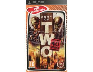 Essential Army Of Two 40° Giorno Electronic Arts