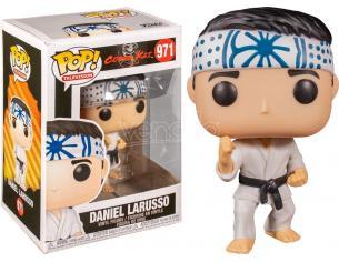 Cobra Kai Funko POP TV Vinile Figura Daniel LaRusso 9 cm
