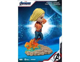 Avengers: Endgame Mini Uova Attack Figura Capitan Marvel 10 Cm Beast Kingdom