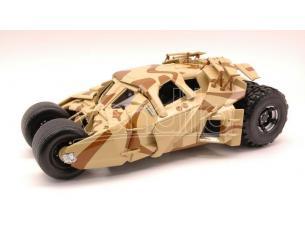 Hot Wheels Hwbcj76 Batmobile The Dark Knight Rises Camouflage Bicchiere 1:18 Modellino