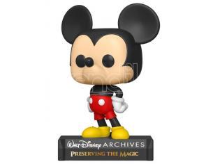Mickey Mouse Disney Funko POP 50° Anniverasio Vinile Figura Topolino 9 cm