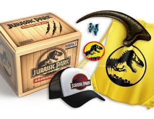 Jurassic Park Kit Avventura Jurassic Gadget 5 Pezzi Doctor Collector