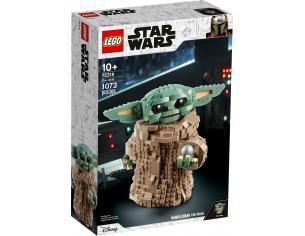 LEGO STAR WARS 75318 - YODA IL BAMBINO THE MANDALORIAN