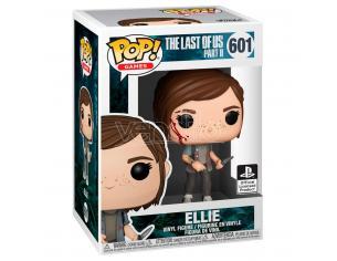 The Last Of Us Funko POP Videogioco Vinile Figura Ellie 9 cm