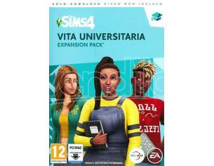 THE SIMS 4 - VITA UNIVERSITARIA SIMULAZIONE GIOCHI PC