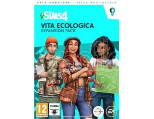 THE SIMS 4 VITA ECOLOGICA SIMULAZIONE - GIOCHI PC