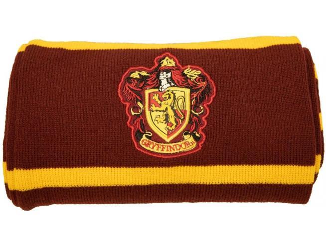 Harry Potter Sciarpa Premium Casa di Grifondoro Taglia Unica
