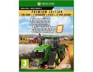 FARMING SIMULATOR 19 PREMIUM EDITION SIMULAZIONE - XBOX ONE