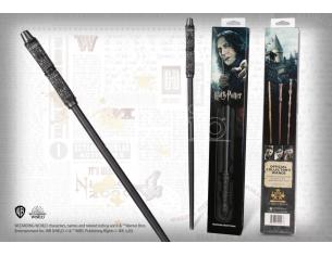 Harry Potter Bacchetta Magica Severus Piton in Blister Noble Collection