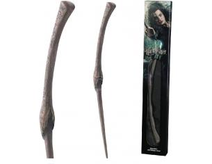 Harry Potter Bacchetta Magica Bellatrix Lestrange in Blister Noble Collection