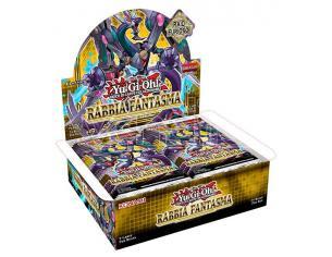Yu-gi-oh! Rabbia Fantasma 1ma Ed Bustoa Carte - Da Gioco/collezione