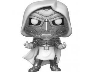Pop Figura Marvel Fantastic Four Doctor Doom Esclusiva Funko