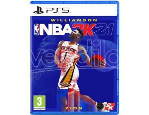 NBA 2K21 SPORTIVO - PLAYSTATION 5