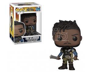 Black Panther Funko POP Marvel Vinile Figura Erik Killmonger 9 cm
