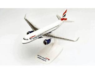 HERPA HP612746 AIRBUS A320neo BRITISH AIRBUS 1:200 Modellino