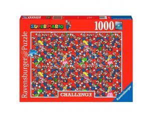 Nintendo Super Mario Challenge Puzzle 1000 Pezzi Ravensburger
