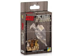 BANG! - ESP. THE VALLEY OF SHADOWS GIOCHI DA TAVOLO TAVOLO/SOCIETA'