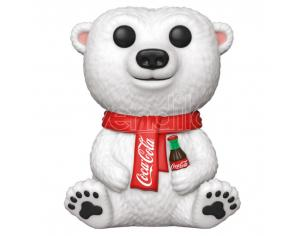 Coca Cola Funko Pop Icons Vinile Figura Orso Polare 9 cm