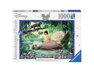 Disney Classics The Jungle Book Puzzle 1000 Pezzi Ravensburger