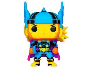 Marvel Black Light Funko POP Super Eroi Vinile Figura Thor 9 cm Esclusiva