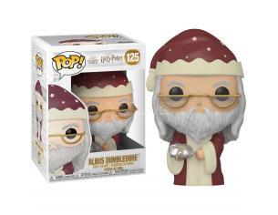 Harry Potter Funko POP Film Vinile Figura Albus Silente Vacanze di Natale 9 cm