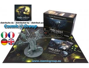 DARK SOULS TBG:GAPING DRAGON EXPANSION GIOCO DA TAVOLO STEAMFORGED GAMES