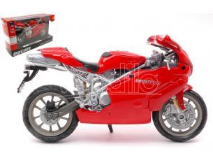 NEW RAY NY43693999 DUCATI 999 RED 1:12 Modellino