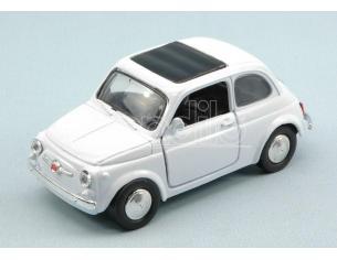 NEW RAY NY50713W FIAT 500 F 1957 WHITE 1:32 Modellino