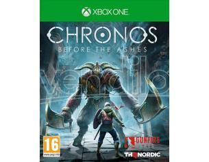 CHRONOS - BEFORE THE ASHES AVVENTURA XBOX ONE