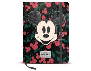 Disney Mickey Cherry diario Karactermania